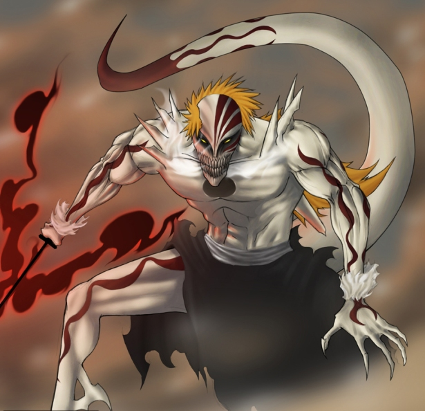 Ichigo Full-fledged Hollow