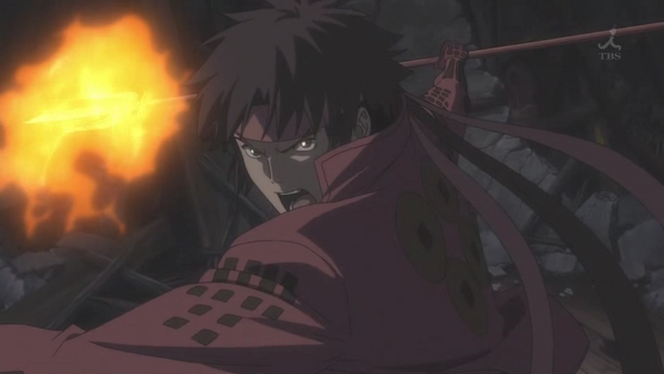 Yukimura fighting with…the dead?