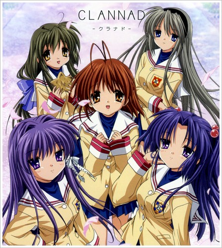 The Clannad girls
