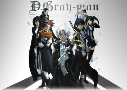 Cast of D.Gray-man