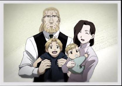 Potrait of a family