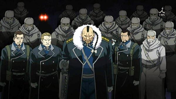 Briggs Army