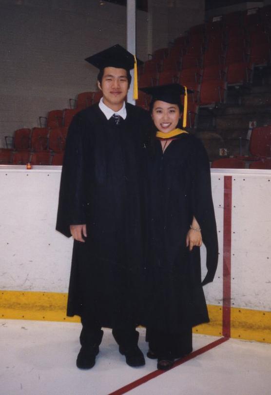 Spring 1998 Graduation