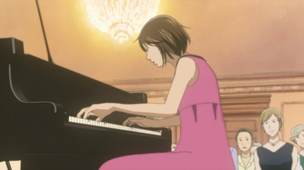 nodame at the salon