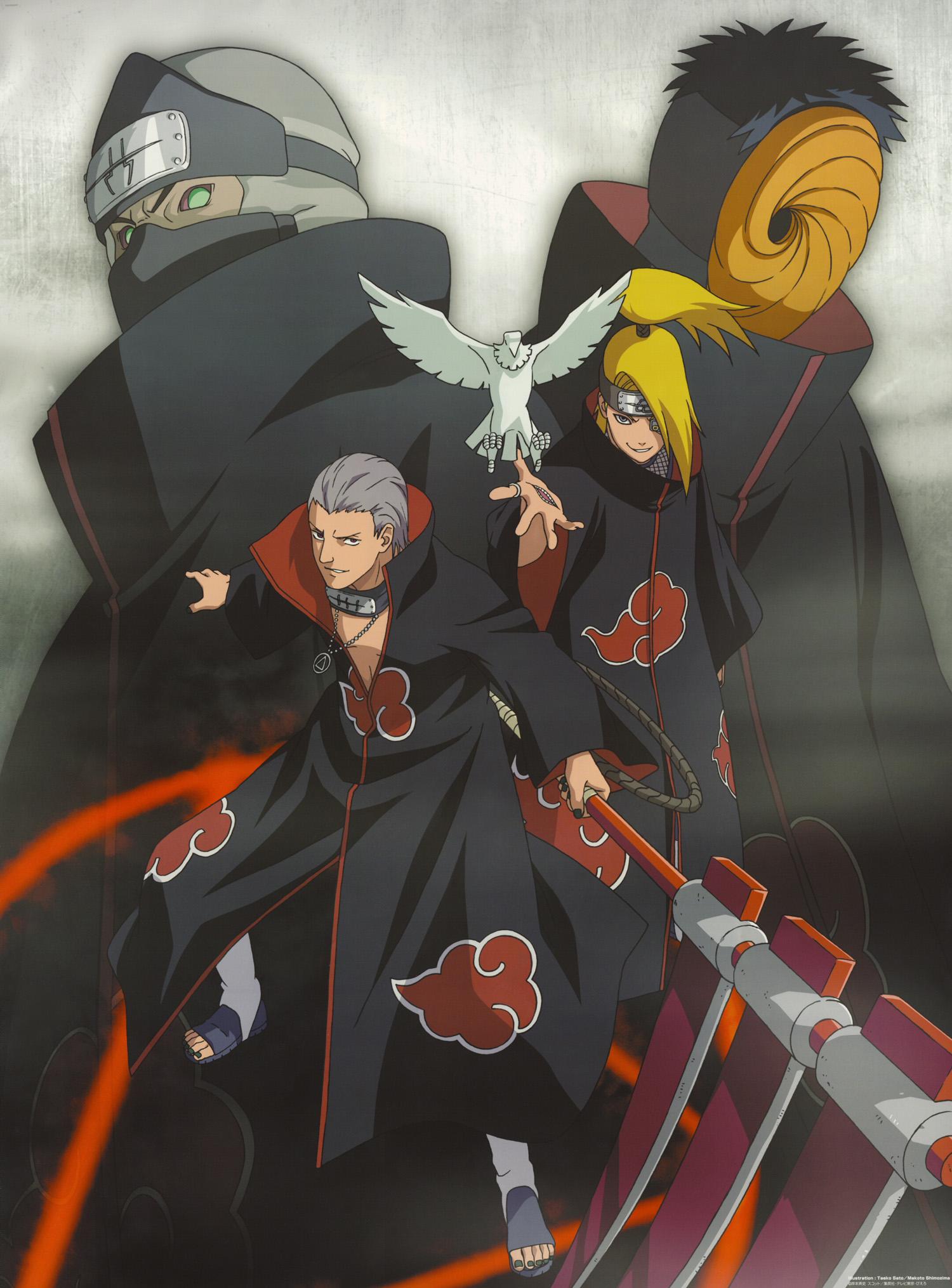 Naruto Shippuden Akatsuki Tobi