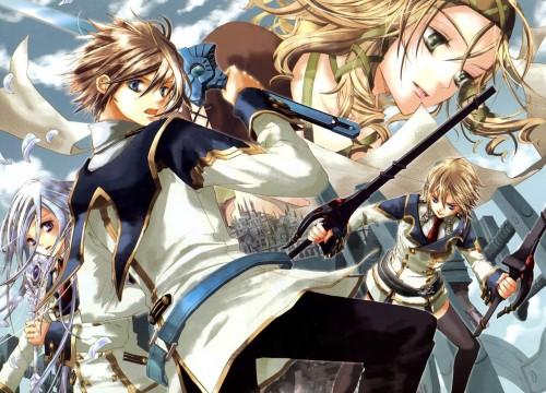Chrome Shelled Regios / 2009 / Online Anime Dizi �zle