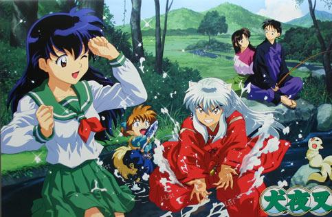 InuYasha returns