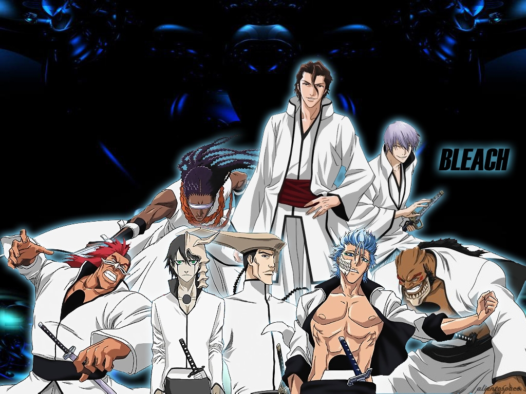 Bleach arrancar