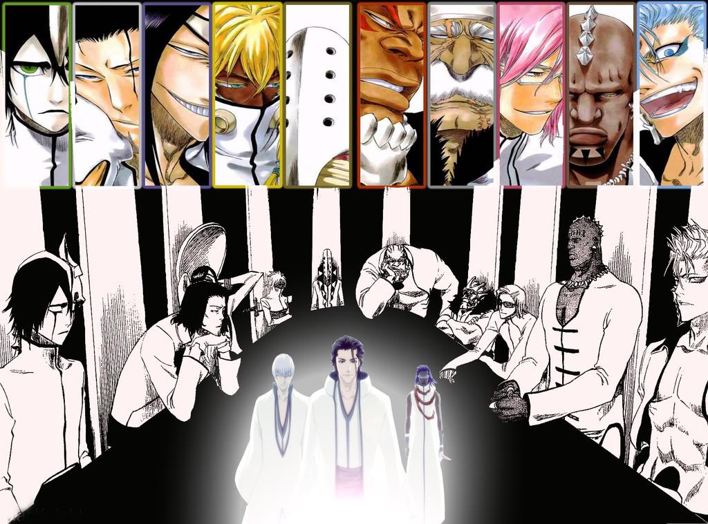 Bleach season 10 iblos3om - Bleach espadas ...