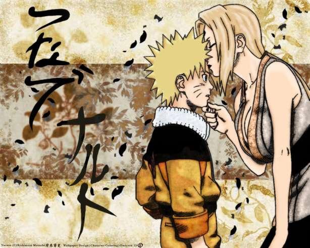 Naruto & Tsunade