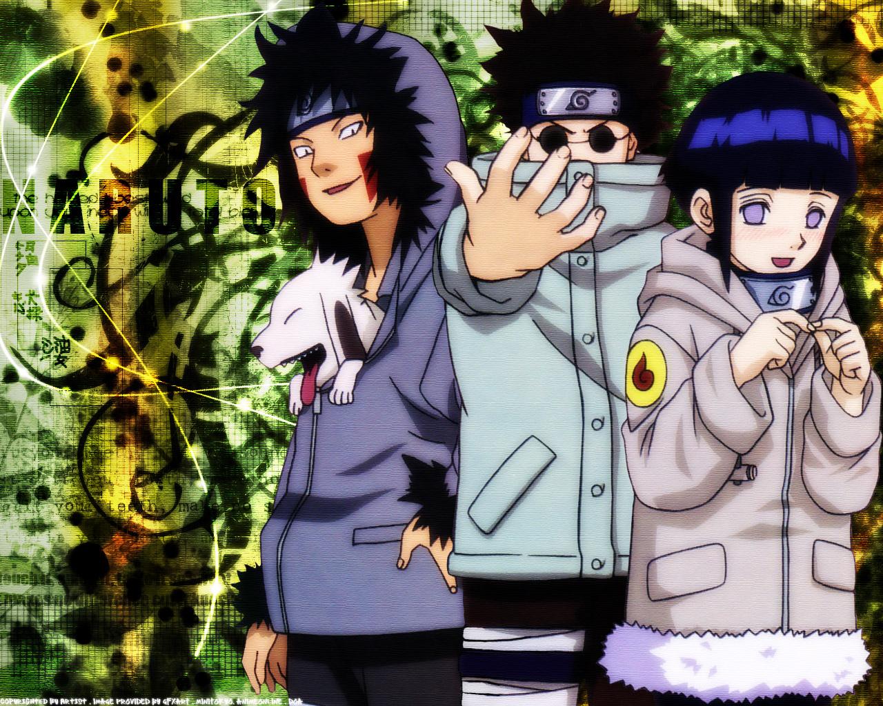 Team 8 aka Team KurenaiNaruto Team 8