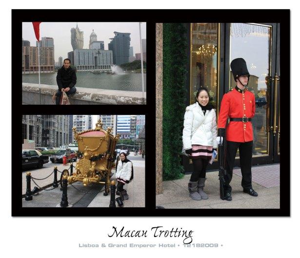 Macau Trotting