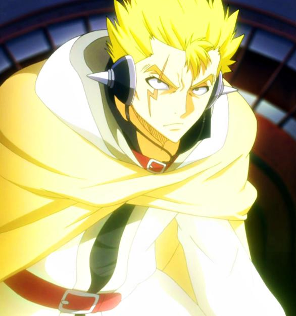 Laxus the Lightning Slayer