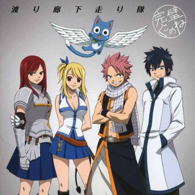 Random manga/anime pics :D Fairytail