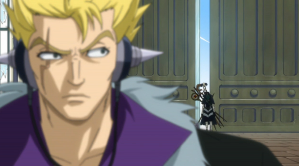 Laxus vs. Mystogan