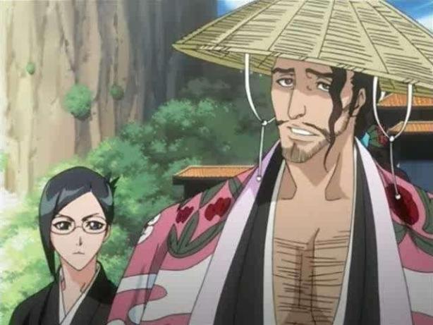 Shunsui & Nanao
