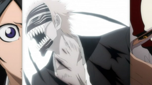 Ichigo's new look