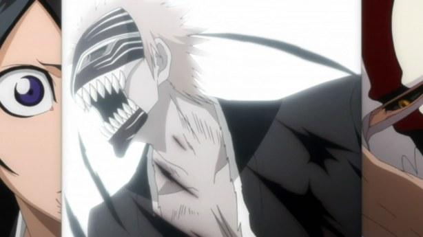Ichigo's new look