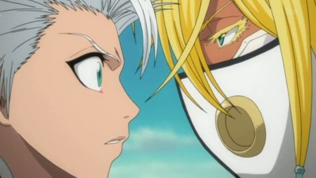 hitsugaya vs. halibel