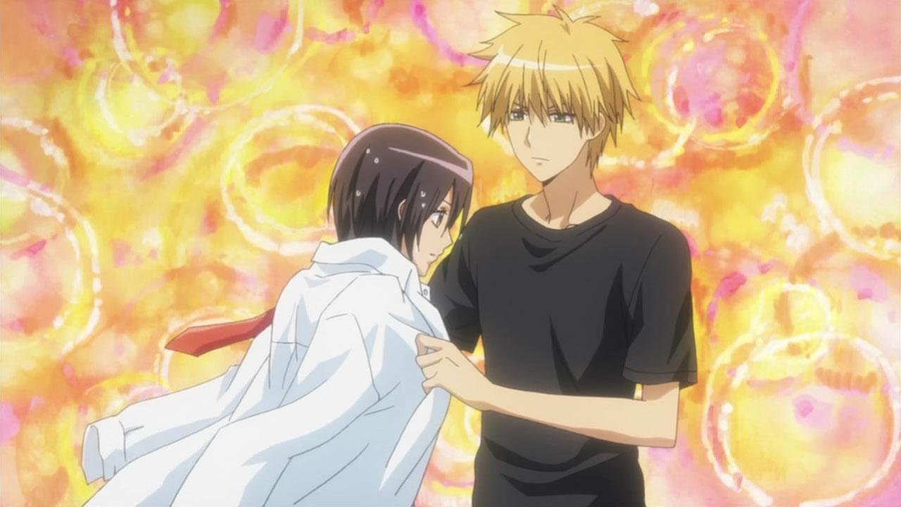 Permalink to Anime Romance Like Maid Sama