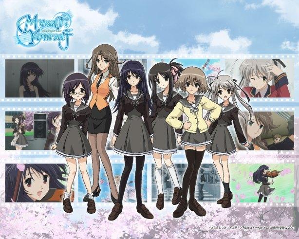 Aoi, Yuzuki, Nanaka, Asami, Shuri, Hinako