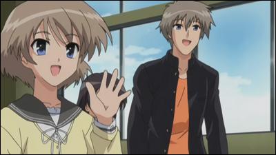 Shuusuke & Shuri