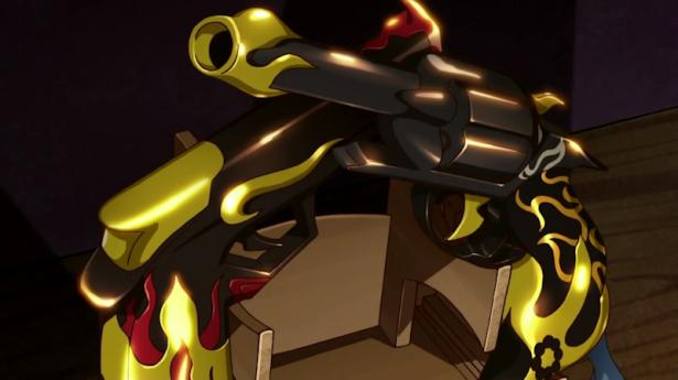 Deviant pistols