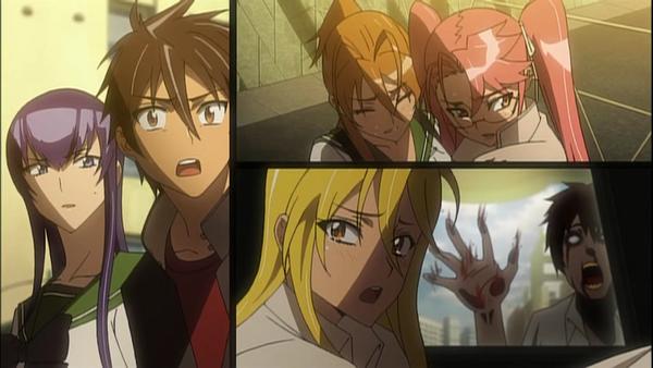 Takashi's Harem separated