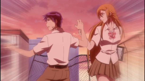 Girl Power: Nanami stops Miki