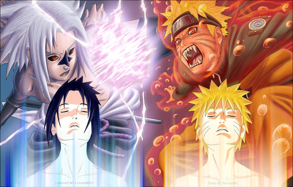 Naruto 520 The Power of Freedom