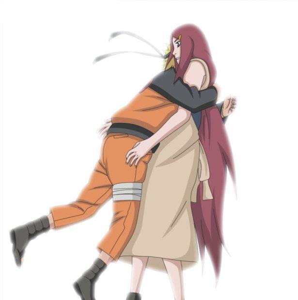 Kushina & Naruto