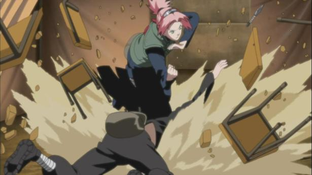 Explosive beat down