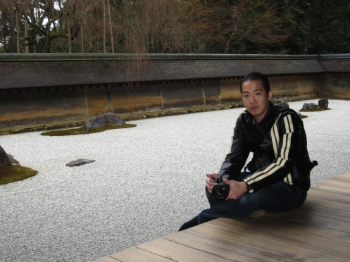 Up close: the true Zen garden