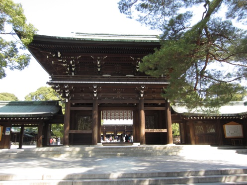 The Meiji Shrine