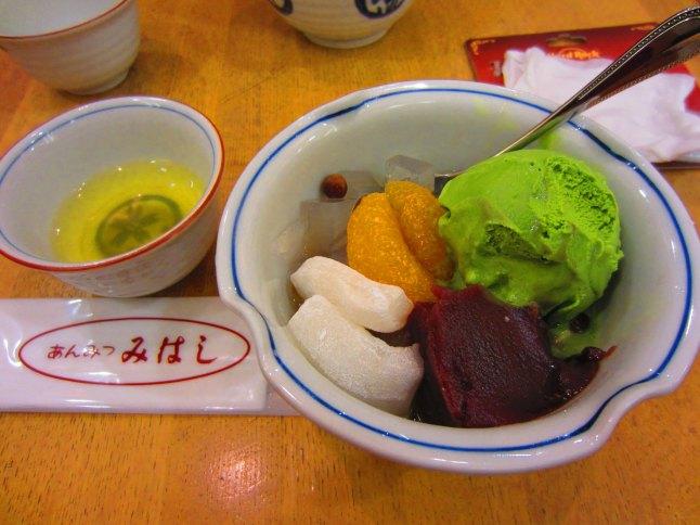 Macha Anmitsu