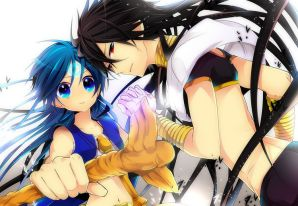 Magi-The Labyrinth Of Magic
