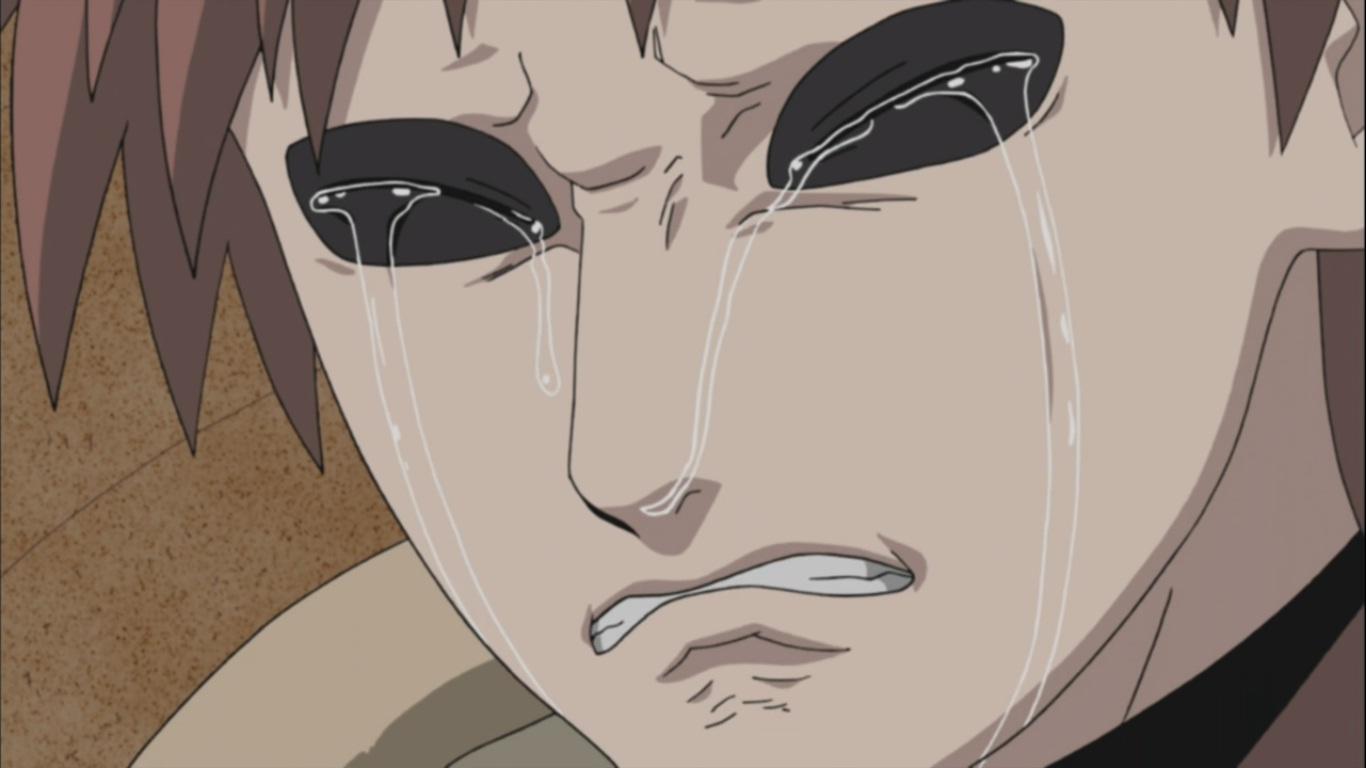 gaara kid crying - photo #36