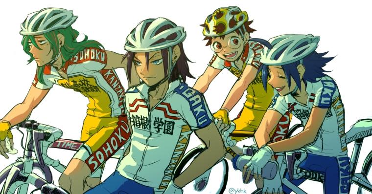 yowamushi-pedal